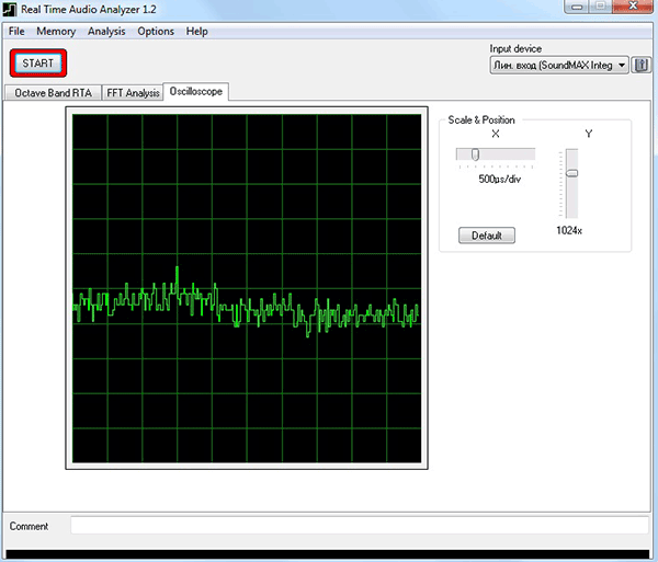 real time audio analyzer2