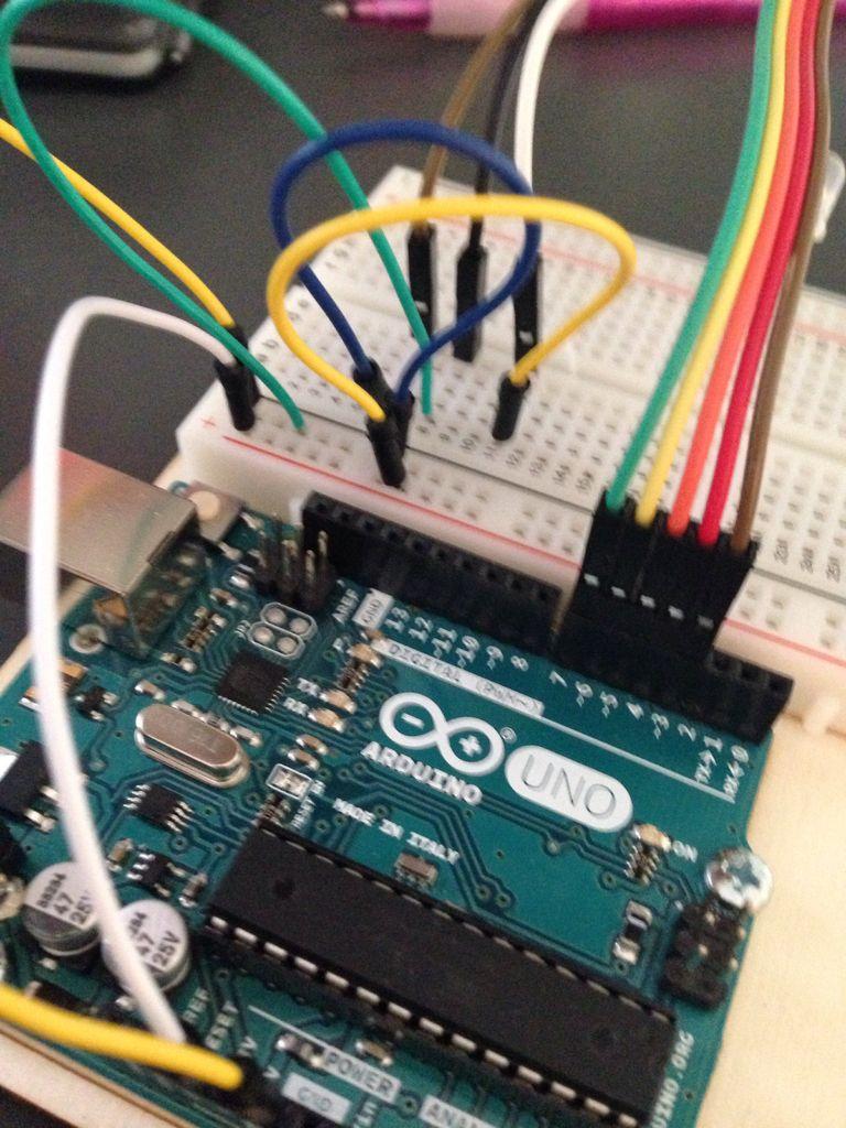 DHT22 подключение к Arduino Получение данных с датчика