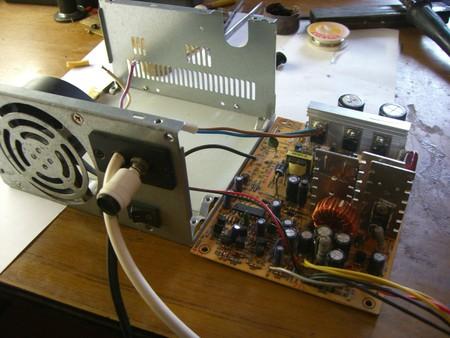 Зарядное устройство из