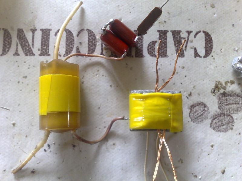 Катушка электрошокера