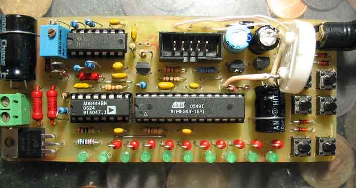Металлодетектор ClonePI-W