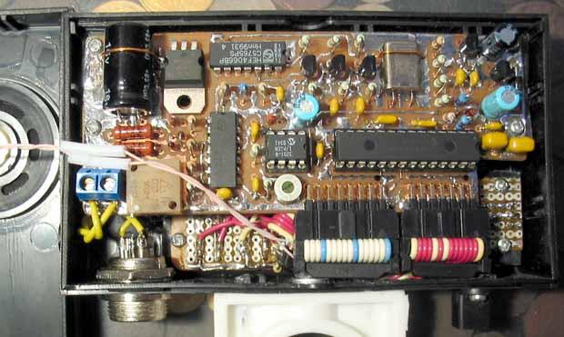 металлоискателя Clone PI