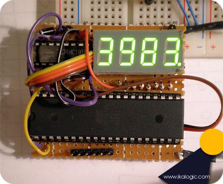 Блок питания с защитой микроконтроллер