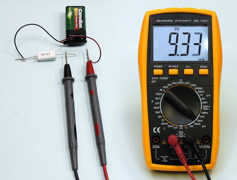 Что можно измерить мультиметром